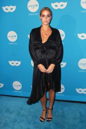 Claire Holt – 2018 UNICEF Masquerade Ball in Los Angeles