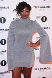 Clara Amfo – BBC Radio 1 Teen Awards 2018
