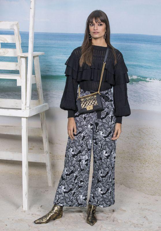 Clara Luciani – Chanel Collection Show at Paris Fashion Week 10/02/2018