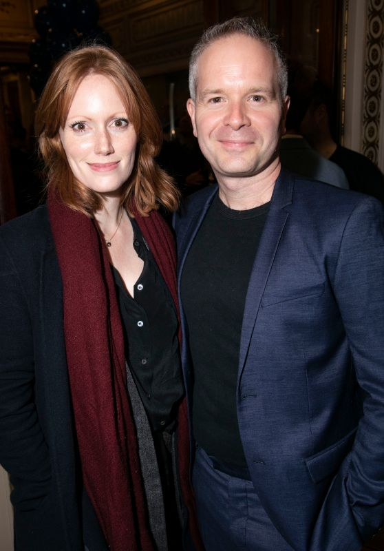 """Clare Foster – """"Company"""" Party Press Night in London"""
