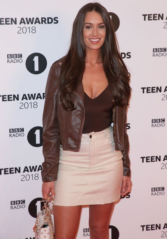 Clelia Theodorou – BBC Radio 1 Teen Awards 2018
