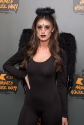 Clelia Theodorou – KISS Haunted House Party 2018 in London