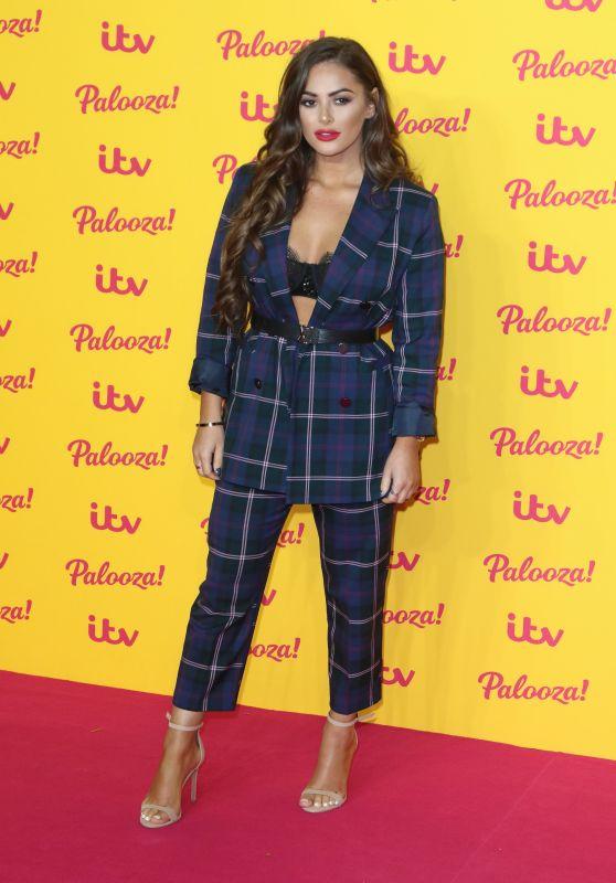 Courtney Green – ITV Palooza! in London 10/16/2018