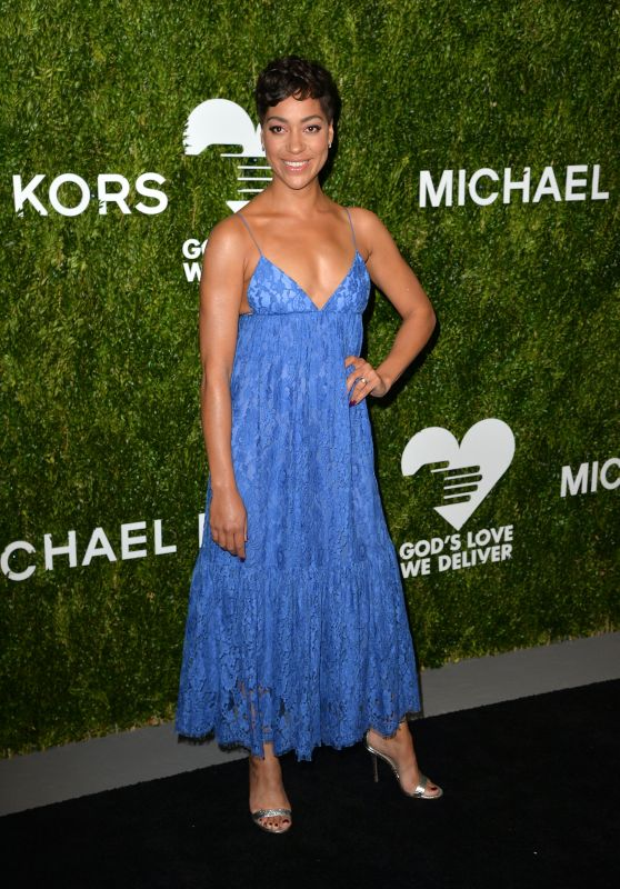 "Cush Jumbo – God's Love We Deliver ""Golden Heart Awards"" in NYC 10/16/2018"