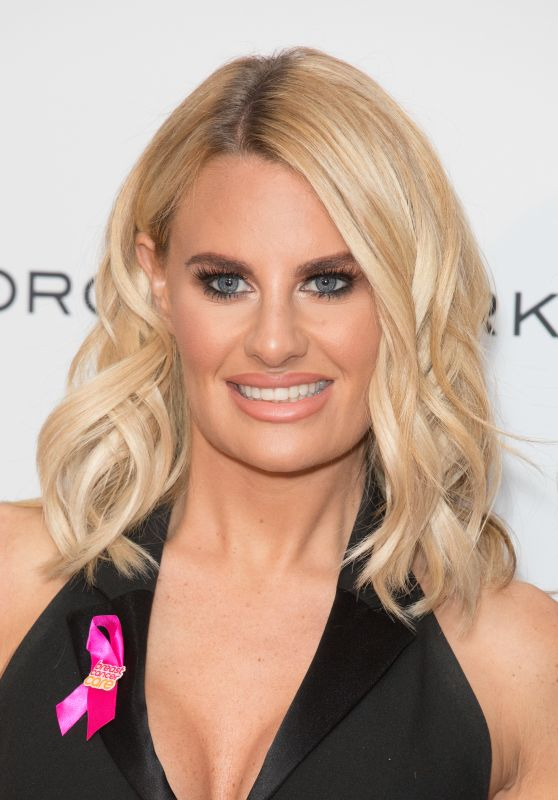 Danielle Armstrong – Breast Cancer Care Fashion Show in London 10/04/2018