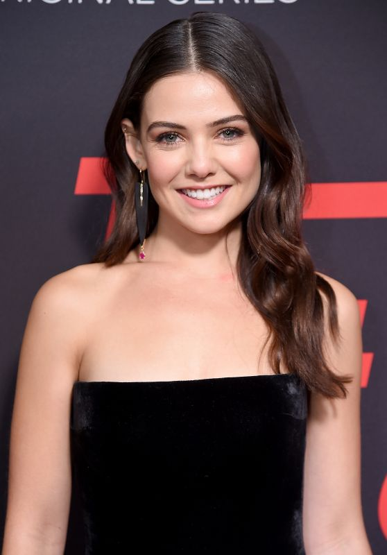 "Danielle Campbell - Tell Me A Story"" Premiere in NYC"