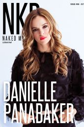 Danielle Panabaker - Catherine Powell For NKD Magazine Issue #88 October 2018