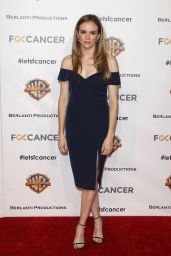 Danielle Panabaker - F*ck Cancer