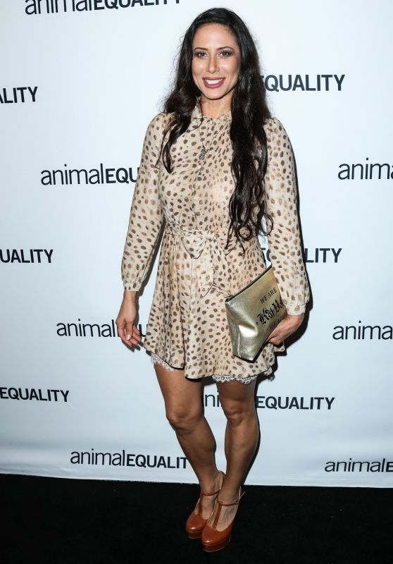 Darbi Gwynn – Animal Equality's Inspiring Global Action LA Gala 10/27/2018