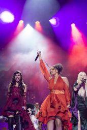 Dove Cameron, Sofia Carson and Jordin Sparks - Hocus Pocus 25th Anniversary Halloween Bash, October 2018