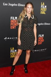 "Dylan Penn – ""Nomis"" Premiere at LA Film Festival"