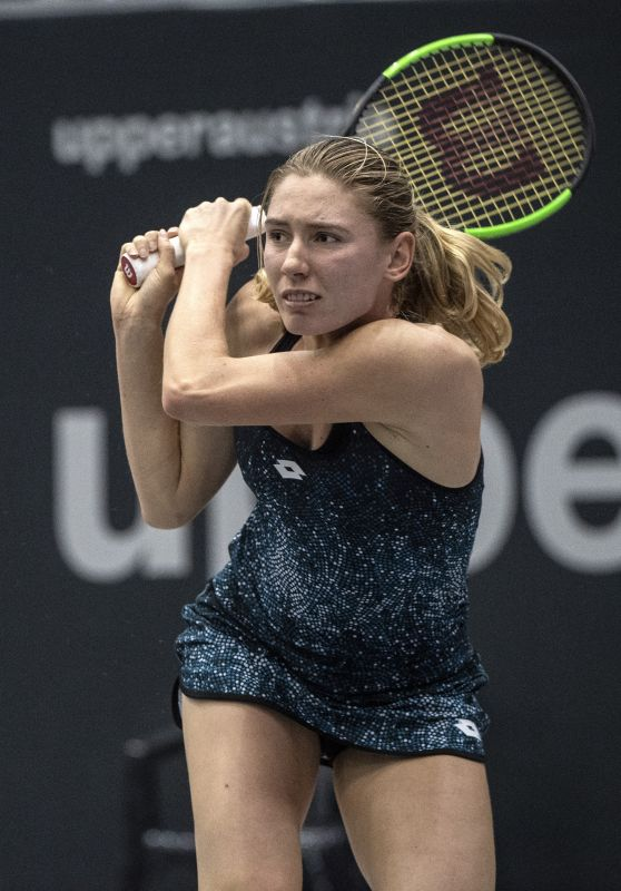Ekaterina Alexandrova – Linz Open Tennis Tournament 10/13/2018