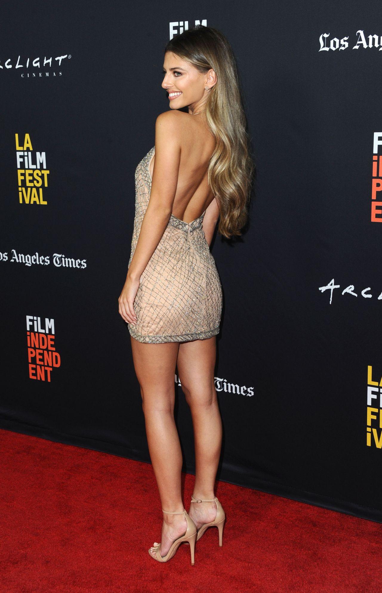 "Eliana Jones - ""Nomis"" Premiere at LA Film Festival ..."