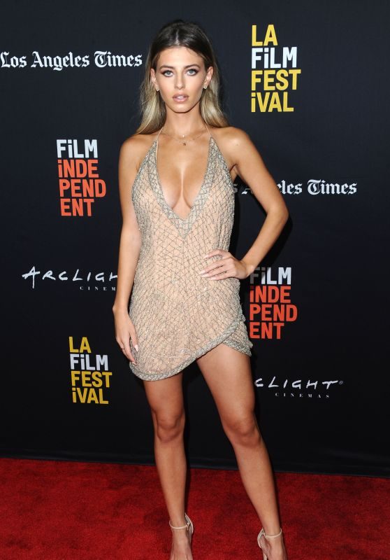 "Eliana Jones - ""Nomis"" Premiere at LA Film Festival"