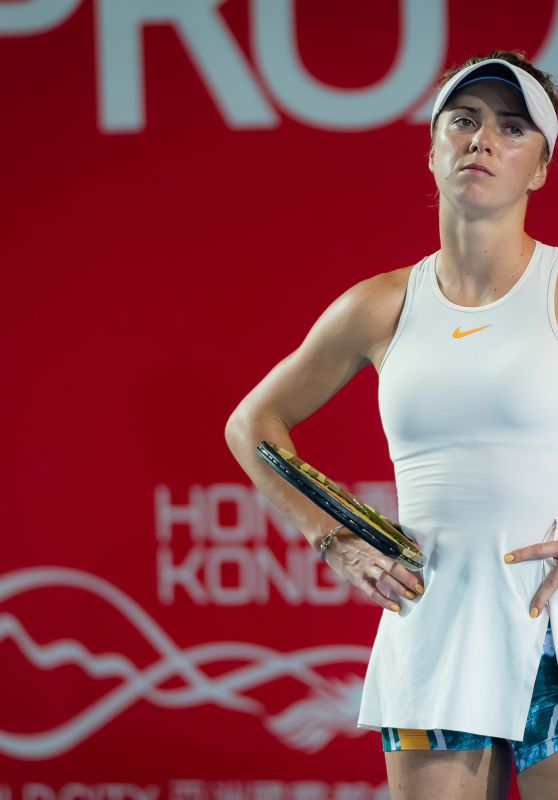 Elina Svitolina - 2018 Hong Kong Open 10/09/2018