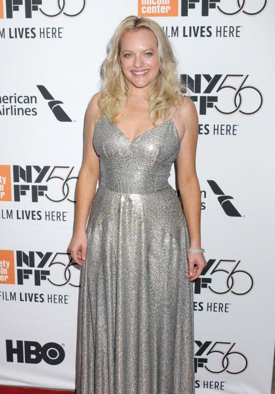 "Elisabeth Moss - ""Her Smell"" Premiere at New York Film Festival"
