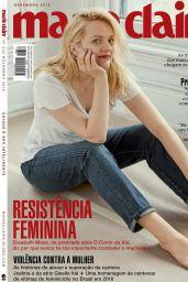 Elisabeth Moss - Marie Claire Brasil November 2018
