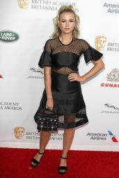 Eliza Bennett – 2018 Britannia Awards