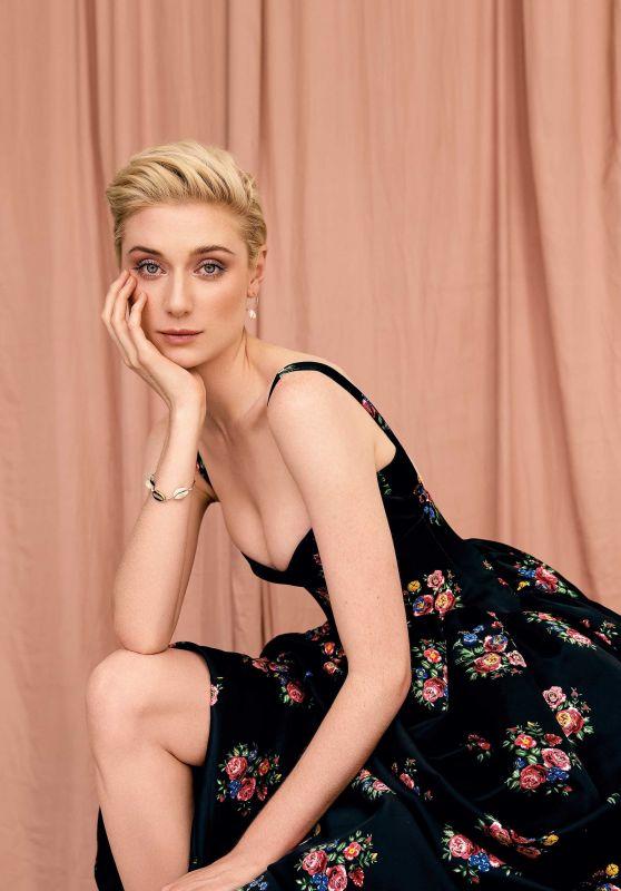 Elizabeth Debicki - Stella Magazine October 2018