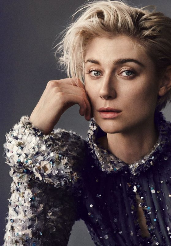 Elizabeth Debicki - Vanity Fair November 2018