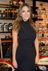 "Elizabeth Hurley - Henry Cole ""A Biker's Life"" Book Launch"
