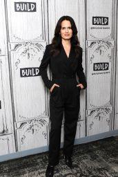 Elizabeth Reaser - BUILD Series in New York City 10/05/2018