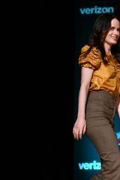 Elizabeth Reaser - Netflix & Chills Panel at NYCC 2018