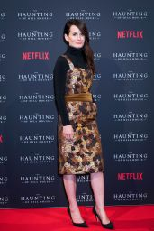 "Elizabeth Reaser - ""The Haunting Of Hill House"" Screening in London"