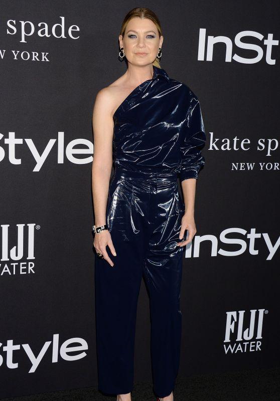 Ellen Pompeo – 2018 InStyle Awards