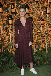 Ellen Pompeo – 2018 Veuve Clicquot Polo Classic in LA