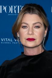 Ellen Pompeo – Porter's Incredible Women Gala 2018