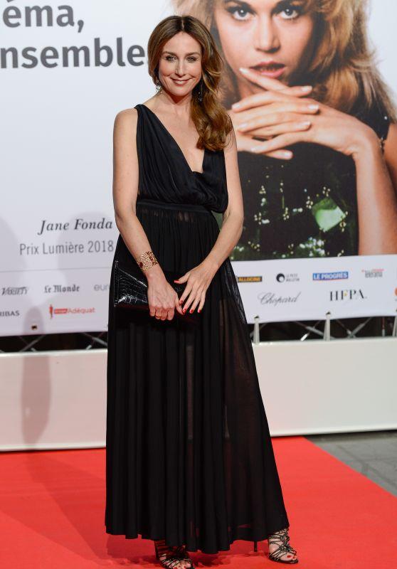 Elsa Zylberstein – 2018 Lumiere Festival Opening in Lyon