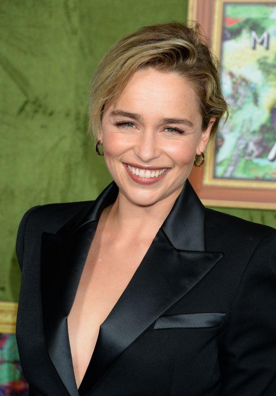 "Emilia Clarke – ""My Dinner With Herve"" Premiere in LA"