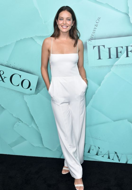 Emily DiDonato – 2018 Tiffany Blue Book Collection in NYC