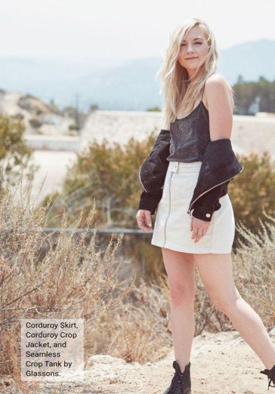 Emily Kinney - Coup De Main Magazine 2018