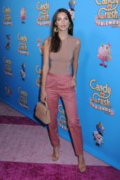Emily Ratajkowski - Candy Crush Friends Saga Global Launch Event in NYC 10/11/2018