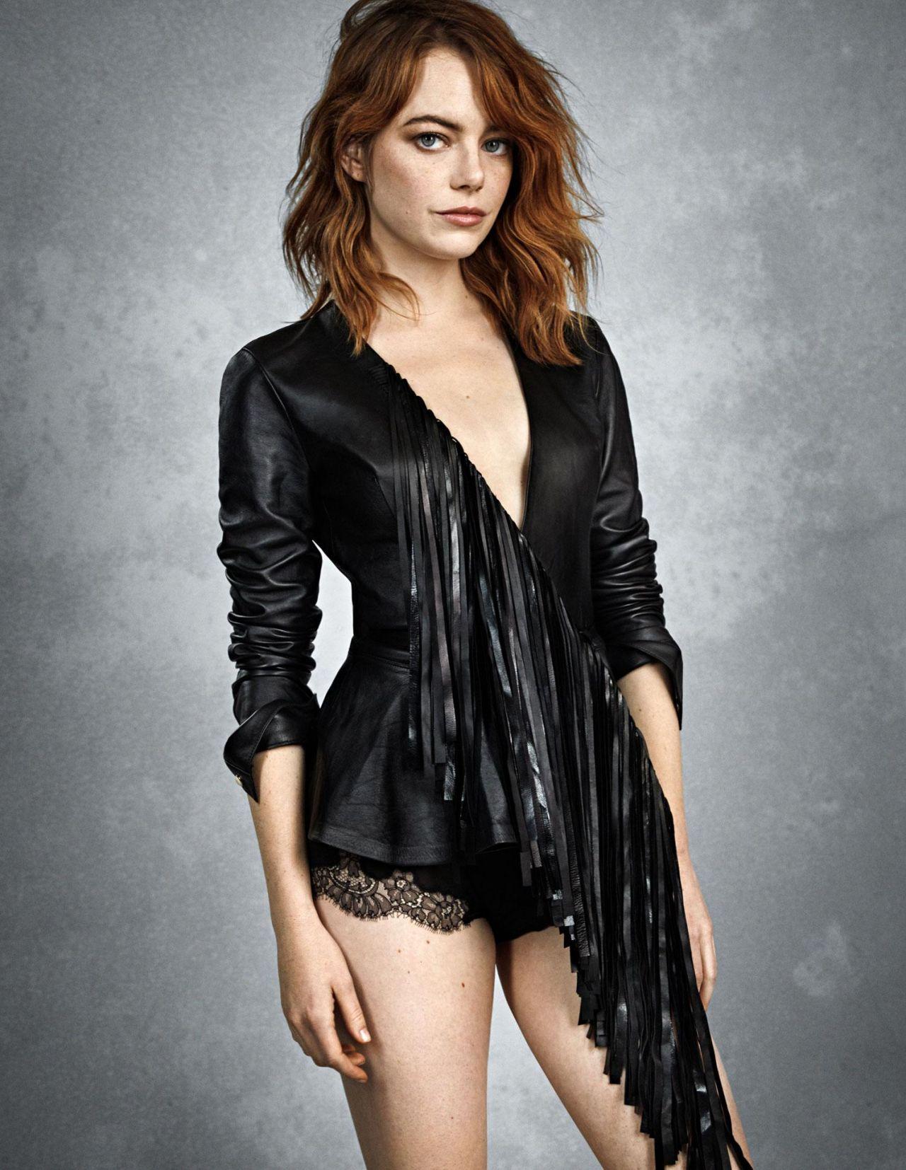 Emma Stone - Madame Figaro September 2018 Photos-1447