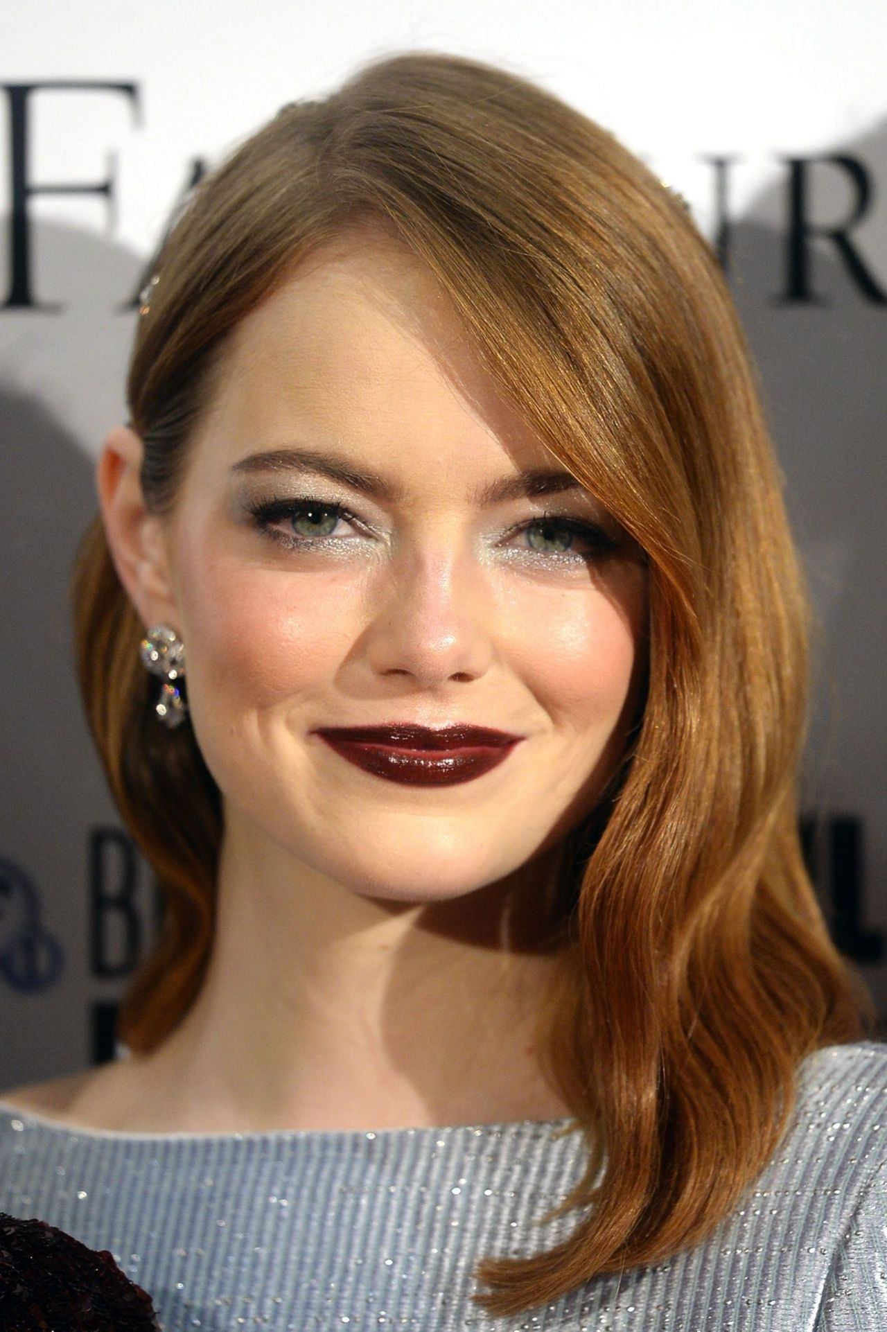 Emma Stone - ''The Favourite'' Premiere at the 62nd BFI London Film Festival