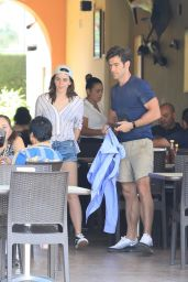 Emma Watson With New Beau Brendan Wallace in Mexico, October 2018