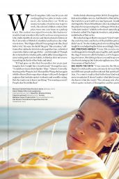 Evangeline Lilly - SHAPE Malaysia November/December 2018
