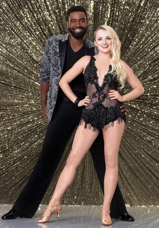 Evanna Lynch - Dancing With the Stars 2018