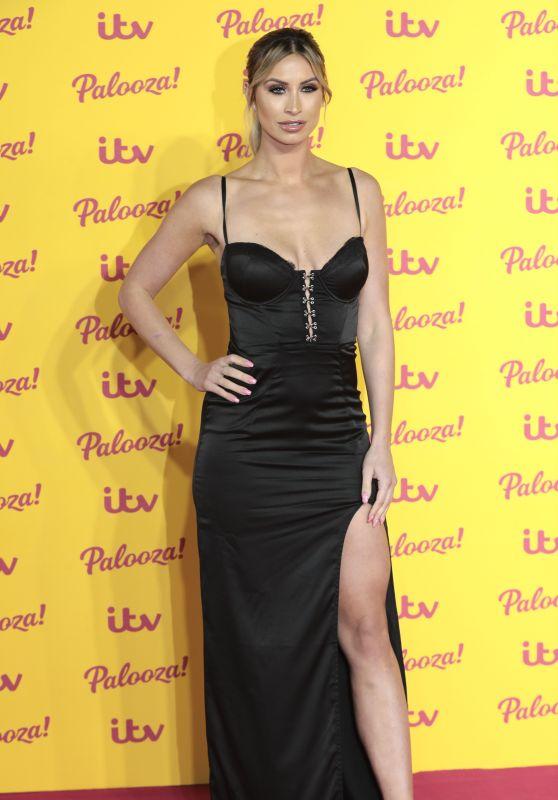 Ferne McCann – ITV Palooza! in London 10/16/2018