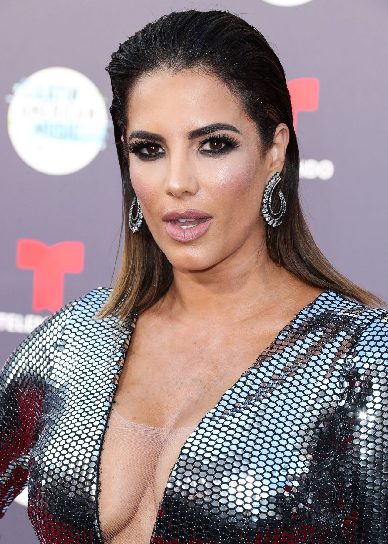 Gaby Espino 2018 Latin American Music Awards In Hollywood