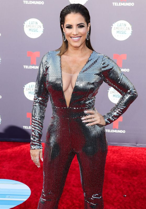 Gaby Espino – 2018 Latin American Music Awards in Hollywood