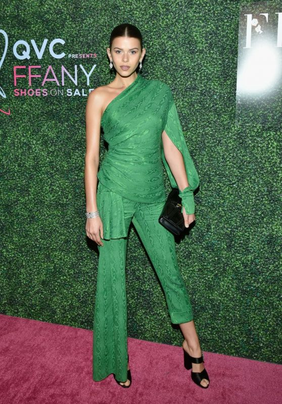 "Georgia Fowler – ""FFANY Shoes On Sale"" Gala in New York"