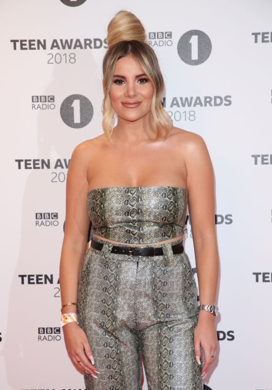 Georgia Kousoulou – BBC Radio 1 Teen Awards 2018