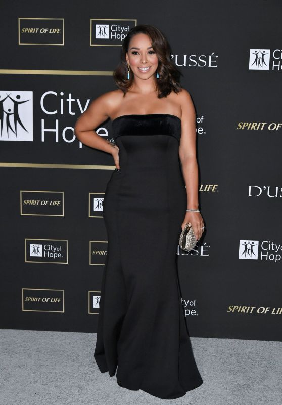 Gloria Govan - City of Hope Spirit of Life Gala 2018 in Santa Monica