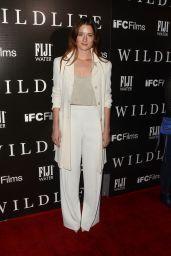 """Grace Gummer – """"Wildlife"""" Premiere in Los Angeles"""