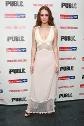 Grace Van Patten - Opening Night of Mother of the Maid at Public Theater in NY
