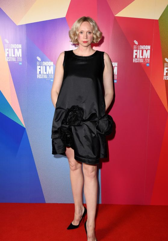 "Gwendoline Christie - ""In Fabric"" Premiere at the 62nd BFI London Film Festival"